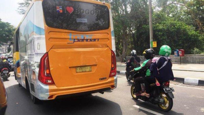 Pajak dan STNK Bus Transpakuan Kota Bogor Mati, Ini Komentar Kasatlantas