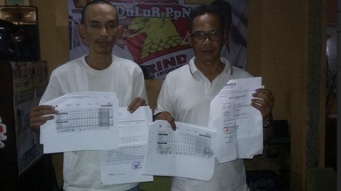 Caleg Gerindra Laporkan Dugaan Adanya Suara 'Siluman' Ke Bawaslu Kota Bogor
