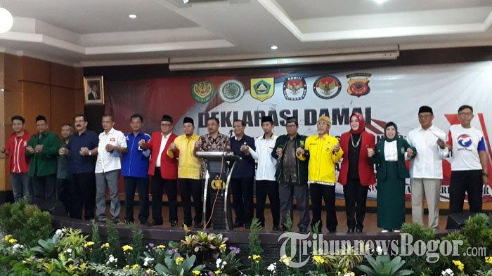 KPU Kabupaten Bogor Coret Satu Caleg PSI, Satu Caleg PKS Mengundurkan Diri Dari DCT