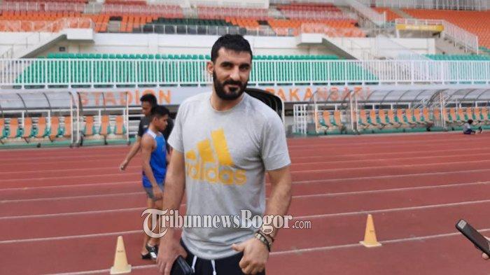 Artyom Filiposyan Pindah Ke Liga Thailand, Ini Ucapan Perpisahannya