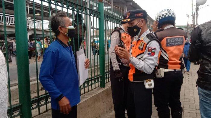 Tak Bawa STRP, Calon Pekerja Bangunan Asal Sukabumi Tertunduk Lesu di Stasiun Bogor: Minta ke Siapa?
