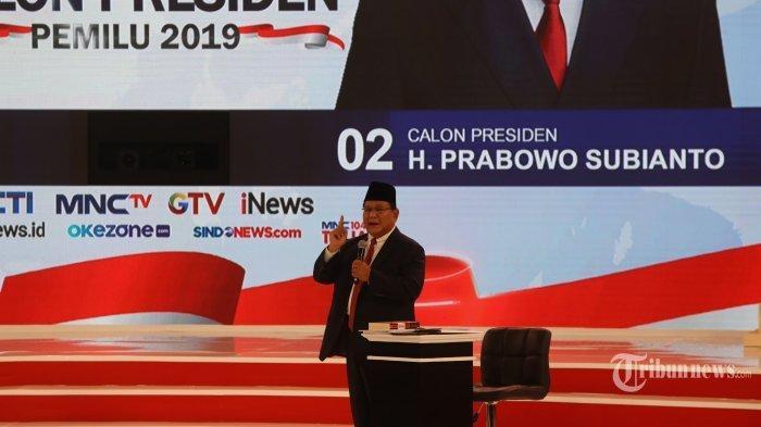 Kementerian ATR/BPN Benarkan Prabowo Kuasai Lahan 340.000 Hektar