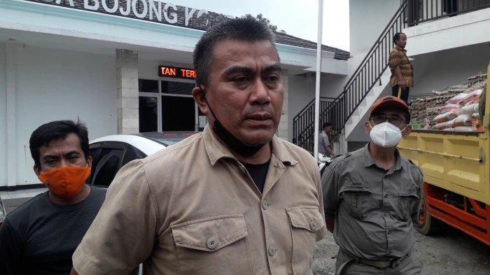 Camat Serahkan Kasus Pengrusakan Kantor Desa Bojongkoneng ke Polisi