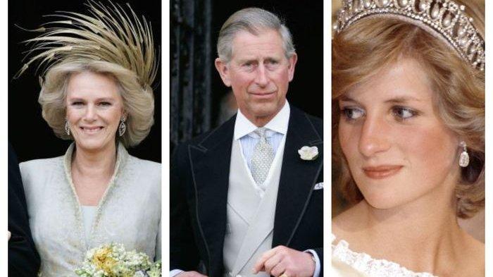 Susul Mantu Kesayangan Putri Diana Wafat, Pangeran Philip Bereaksi Keras saat Charles Pilih Camilla