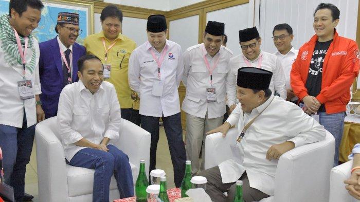 Pilpres 2019 : Dana Awal Kampanye, Jokowi-Maruf Rp 11 Miliar, Prabowo-Sandi Rp 2 Miliar