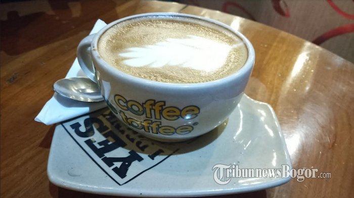Nikmatnya Seruput Hot Cappuccino di Coffee Toffee Bogor, Pakai Kopi Asli Indonesia