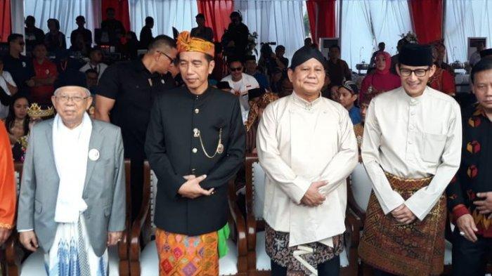 TGB Akui Jokowi Sempat Didesak Umumkan Kemenangan, Tim Prabowo :Kami Dengar 01 Akan Deklarasi Duluan