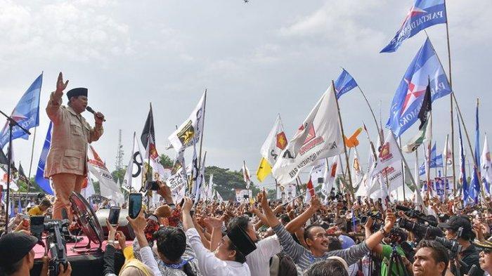 Prabowo Sudah Sebut Nama-nama Calon Menterinya, Kubu Jokowi: Pastikan Menang Pilpres Dulu