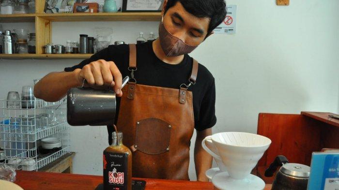 Ingin Ngopi Ala Coffee Shop Di Rumah, Begini Cara Buat Kopi Nikmat Ala Nusada