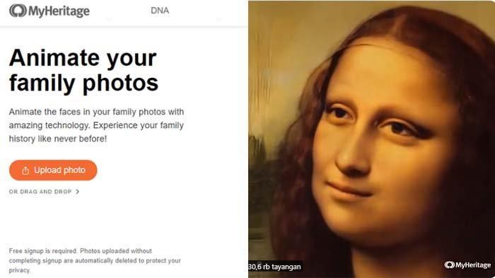 Cara Membuat Foto Jadul Jadi Hidup Kembali, Ini Tips Gunakan Aplikasi MyHeritage