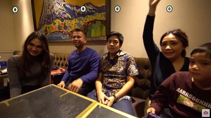 Luna Maya Adu Pinter Lawan Nagita, Istri Raffi Ahmad Nyerah Jawab Ini : Enggak Nyambung Otak Gue !