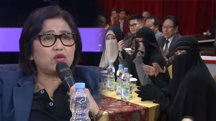 Irma Chaniago Jawab Seandainya Negara Melarang Semua Orang Bercadar, Niqab Squad Kompak Tepuk Tangan
