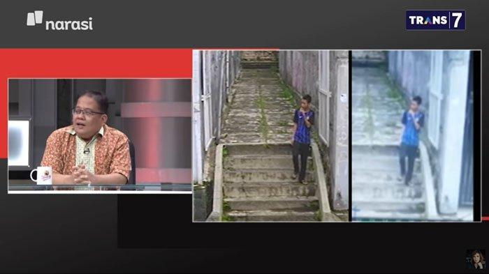 Mata Najwa Tayangkan CCTV Kasus Siswi SMK Noven Lebih Jelas, Kriminolog : Polisi Diberi Versi Blur
