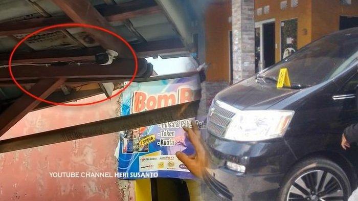 Terkuak Fakta Baru soal CCTV Depan Rumah Yosef, Ini yang Terjadi di Malam Pembunuhan Ibu dan Anak
