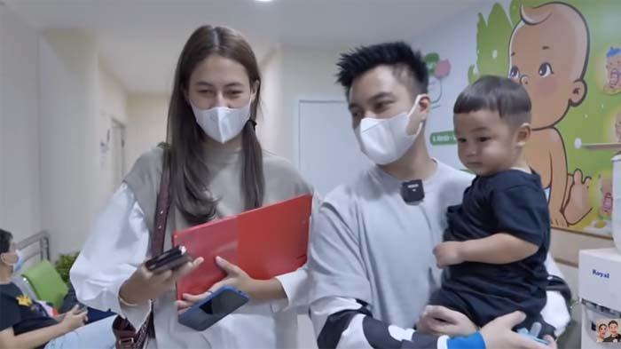 Baim Wong antar Paula Verhoeven cek kehamilan kedua