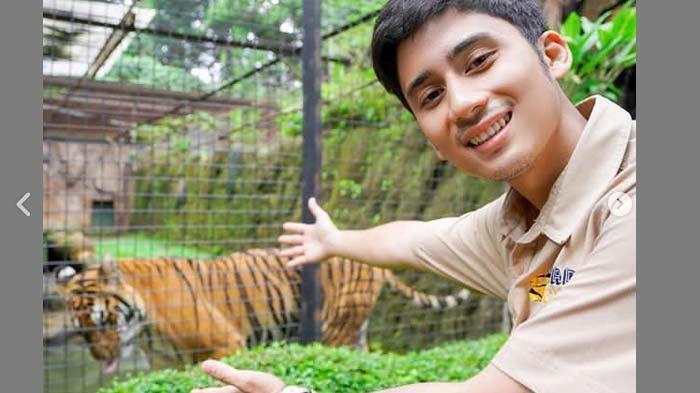Cerita Sepupu Raffi Ahmad Pernah Diterkam Harimau Peliharaan, Sampai Berdarah-darah: Tenaganya Beuh