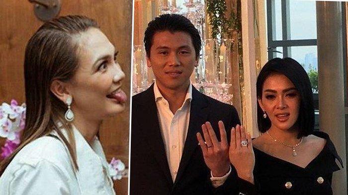 Tak Tahan Syahrini Dituding Rebut Pacar Teman, Reino Barack Ungkap Kronologi Putuskan Luna Maya