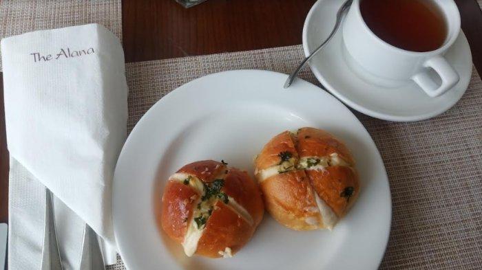 Mencicipi Korean Cheese Garlic Bread yang Lagi Viral di Hotel Alana Sentul Bogor