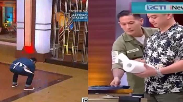 Chef Juna Ngamuk Lempar Piring Gara-gara Masakan Seto, Peserta Masterchef Syok Sambil Tutup Telinga