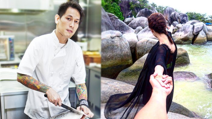 Terkuak Sosok Mantan Istri Chef Juna, Bukan Orang Sembarangan, Kerja di Rumah Sakit No.1 di Dunia