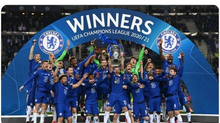 Chelsea dan Villarreal Masuk Pot Utama, Ini Daftar 4 Pot Undian Liga Champions Musim Depan