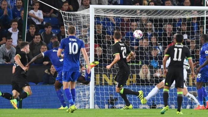 Hasil Liga Inggris: Keok dari Chelsea, Leicester Rawan Disalip Liverpool Demi Tiket Liga Champions