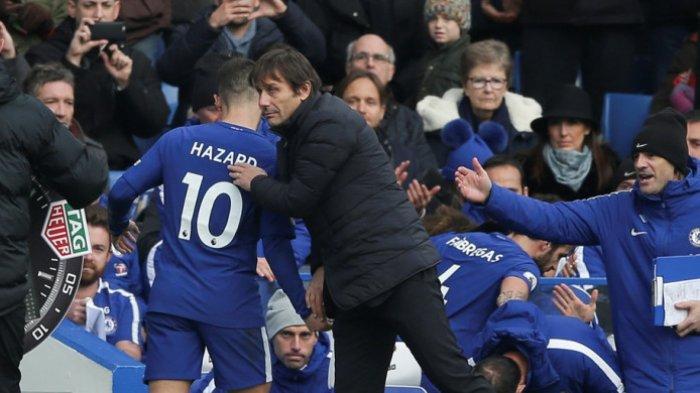 HASIL LIGA INGGRIS - Bermain Seri dengan dengan Burnley, Posisi Chelsea Salip Arsenal