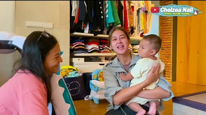 Chelzea umumkan hamil, Paula Verhoeven teriak histeris