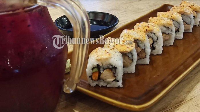 Mencicipi Sajian Sushi di Ramen 1, Halal dan Pas di Lidah Orang Indonesia