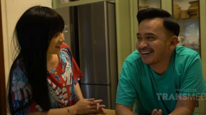 Main ke Rumah Mantan, Chika Jessica Goda Suami Sarwendah, Ungkit Masa Pacaran dengan Ruben : Tolong