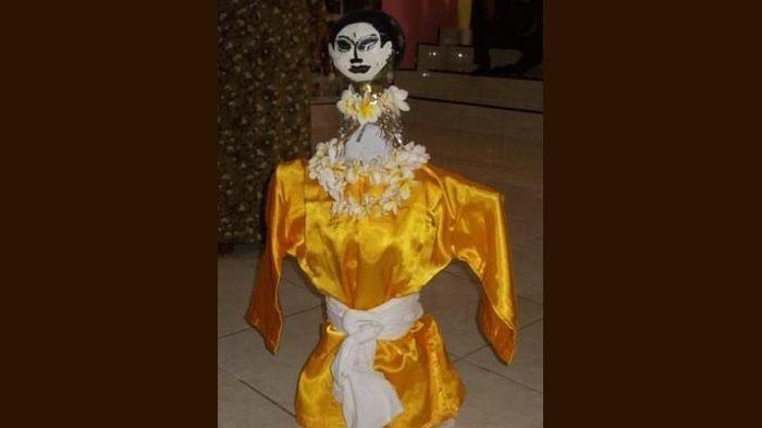 Kisah Boneka Cingcowong dari Kuningan, Mirip Jelangkung Bisa Gerak Sendiri saat Ritual Manggil Hujan
