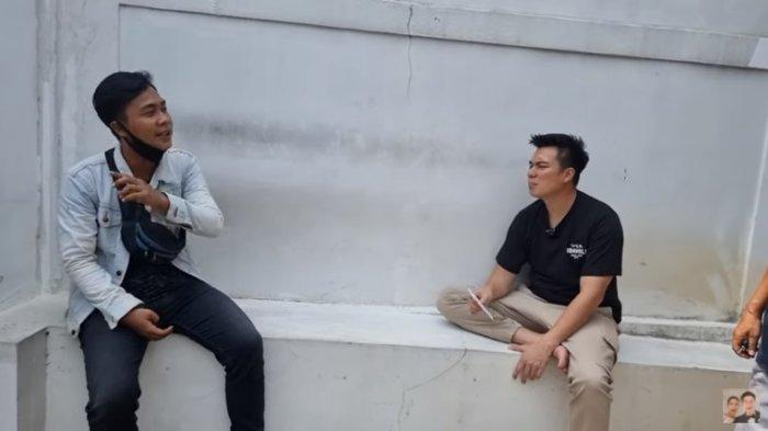 Pria Asal Tangsel Ciptakan Lagu untuk Kiano, Baim Wong Curiga Liriknya : Nyela yang Kemaren