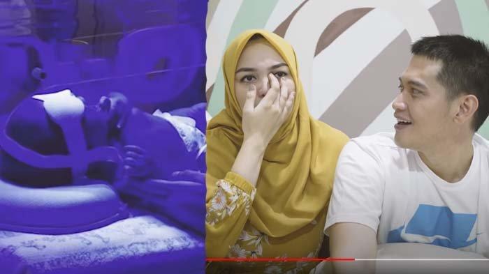 2 Hari Citra Kirana Rela Gak Tidur Demi Temani Athar di UGD, Istri Rezky Aditya Menangis: Aku Takut