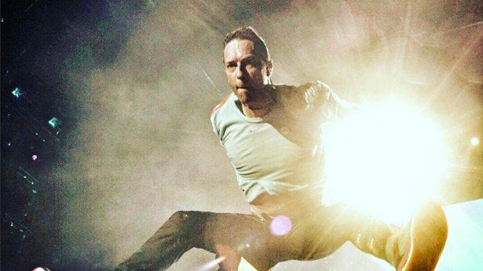 Konser Coldplay di Singapura