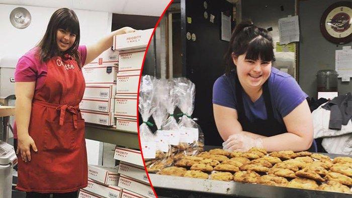 Cookies Buatan Wanita Ini Bikin Orang Terkesima, Sejak Kecil Ia Alami Down Syndrome