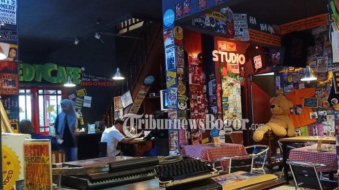Makan di Comedy Cafe Bogor, Bisa Bikin Kocok Perut