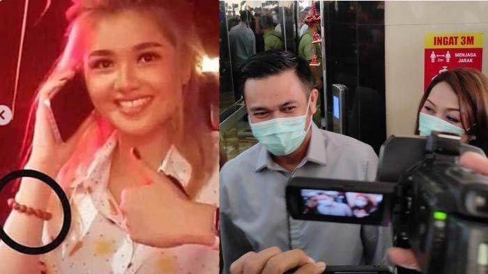 Copot Gelang Couple dari Angel Sepang, James Pamer Cincin Kawin dengan Michaela Paruntu : Aman Dong