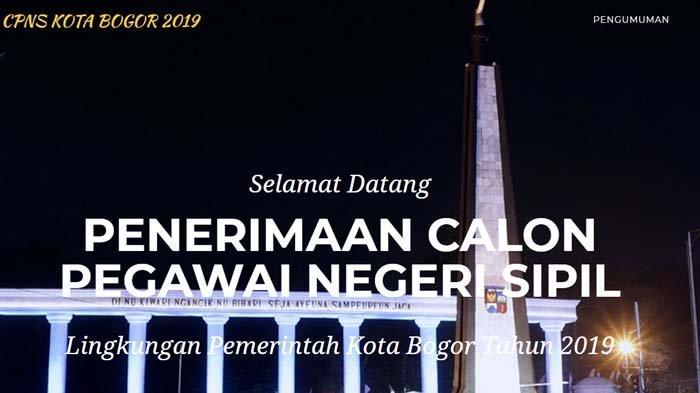 PENGUMUMAN, Hasil Akhir CPNS 2019 Akan Diumumkan Akhir Oktober 2020, Catat Jadwalnya