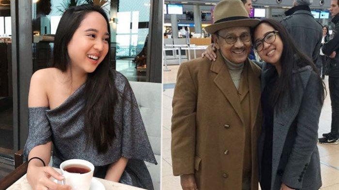 Cucu BJ Habibie Tak Menyangka Kakeknya Telah Wafat, Farrah: Rasanya Seperti Eyang Masih di Kuningan