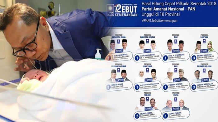 2 Kebahagiaan Zulkifli Hasan, Dikaruniai Cucu Kelima dan Raih Kemenangan di 10 Provinsi