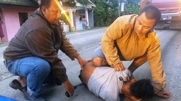 Satu Jam Setelah Curi Motor Remaja Ini Duduk di Kantor Polisi