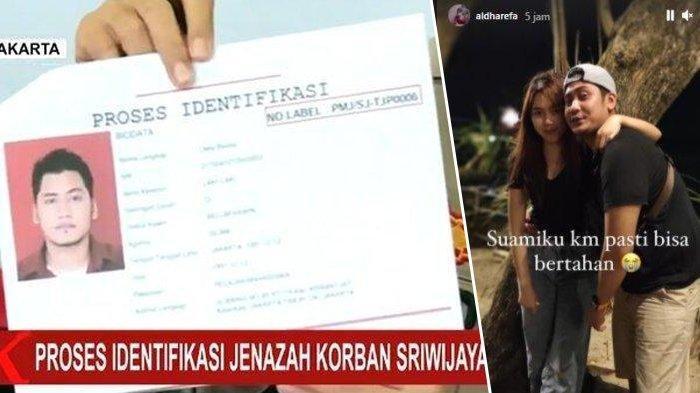 Okky Bisma, Pramugara Sriwijaya Air SJ 182 menjadi korban yang pertama kali teridentifikasi