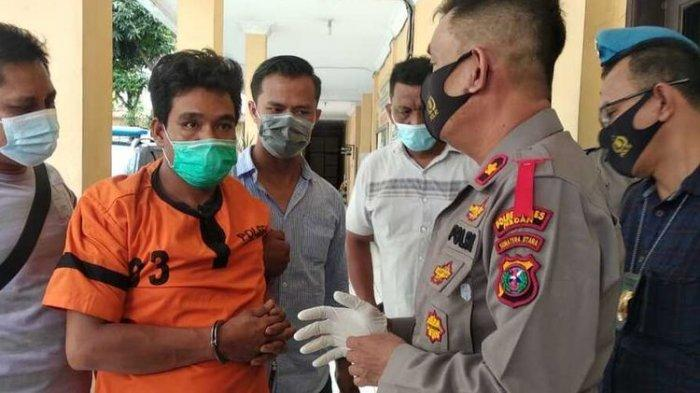 Pria di Medan Ditangkap karena Curi Kotak Amal, Ngaku Kepepet karena Anak Sakit