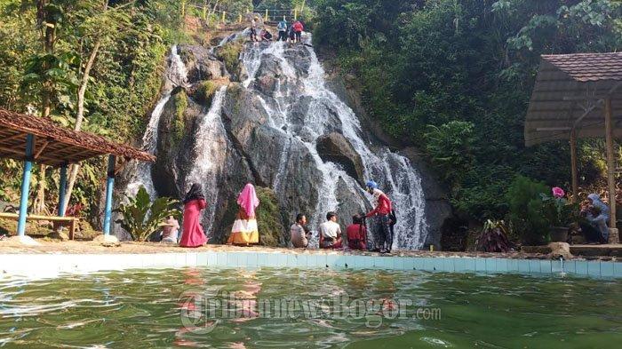 Fakta Unik Lembah Pelangi di Bogor, Terbentuk dari Letusan Gunung Tua