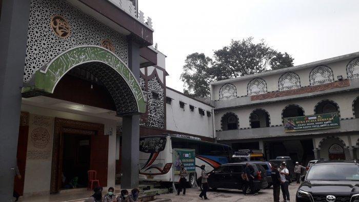 Aktifitas Santri Pesantren Daarur Rasul Cibinong Bogor di Tengah Pandemi Covid-19