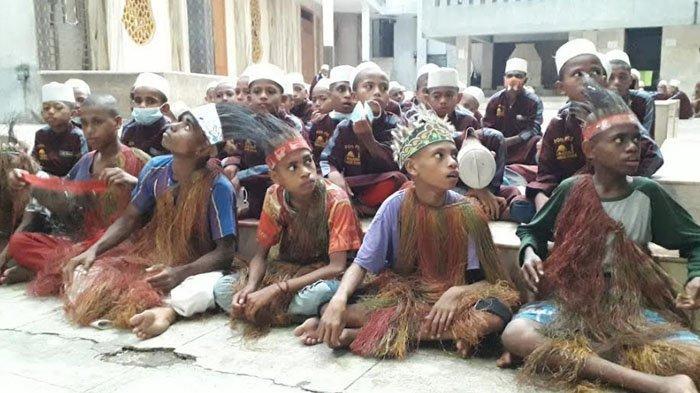 Mengintip Pesantren Daarur Rasul Cibinong, Ponpes Santri Anak Papua di Bogor
