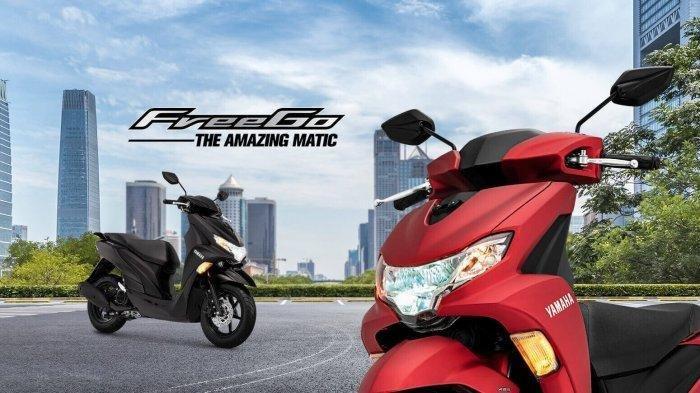 Daftar Harga Motor Matic Yamaha Edisi November 2019, FreeGo Hanya Rp 18 Jutaan