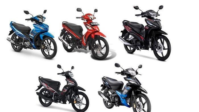 Daftar Motor Bebek Bekas Harga di Bawah Rp 5 juta, Lihat di Sini!