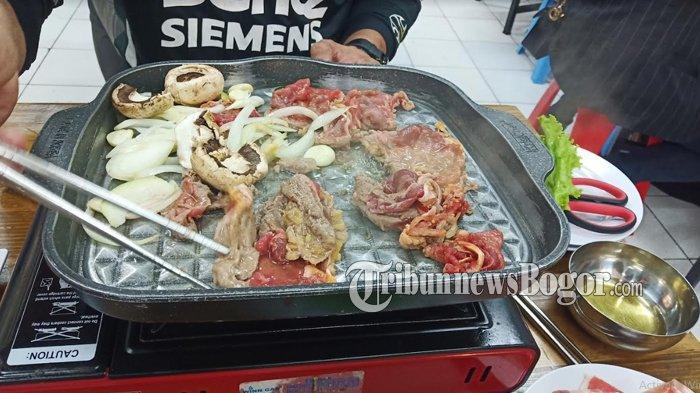 Cuma Rp 99 Ribu, Makan Daging BBQ Ala Korea Sampai Kenyang di Manse Bogor