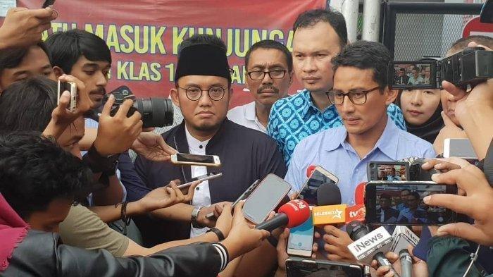Hari Ini, BPN Prabowo-Sandi Daftarkan Gugatan Sengketa Pilpres ke MK